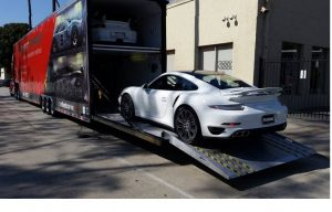 Enclosed Auto Transport Service from All Day Auto Transport.
