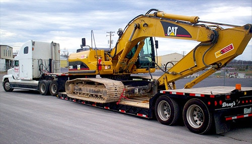 Oversized Vehicle Transport and Heavy Hauling by All Day Auto Transport