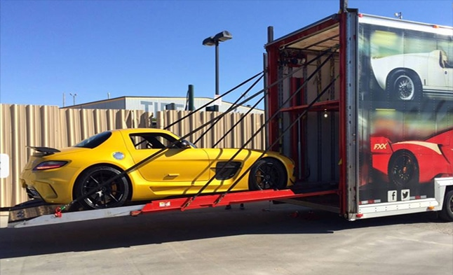 Enclosed Auto Transport - Luxury Car Shipping by All Day Auto Transport