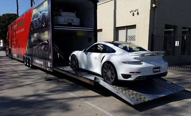 Enclosed Auto Transport and Car Shipping
