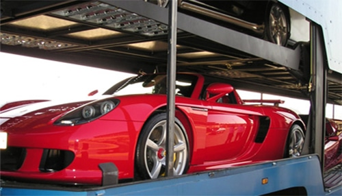 Open / Uncovered Car Shipping by All Day Auto Transport