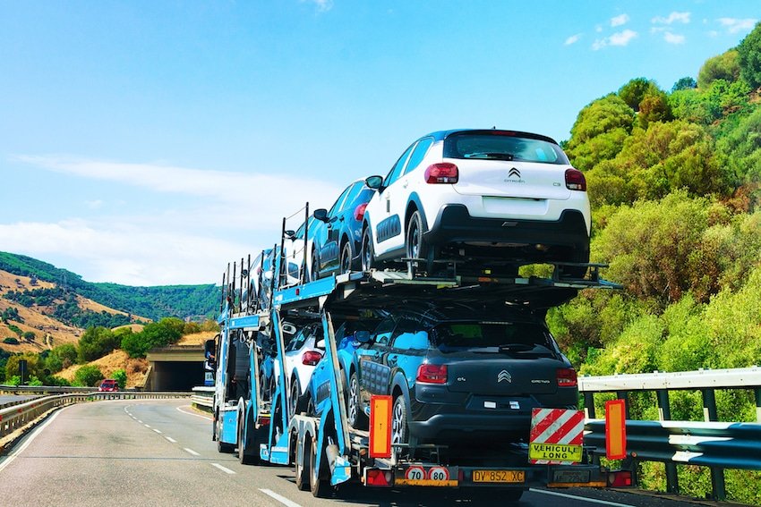 Long Distance Car Towing - AllDayAutoTranport.com