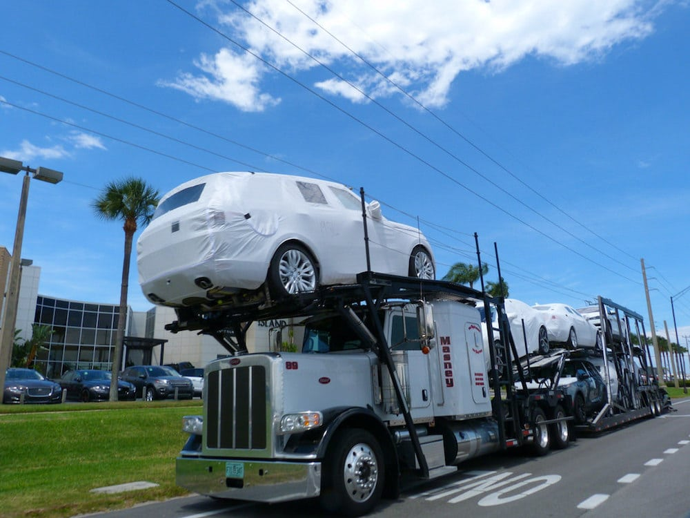 California Auto Transport by All Day Auto Transport