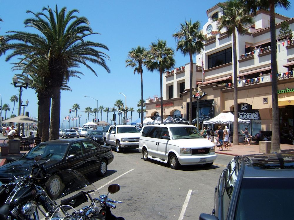 Huntington Beach Auto Transport and California Car Shipping by ADAT
